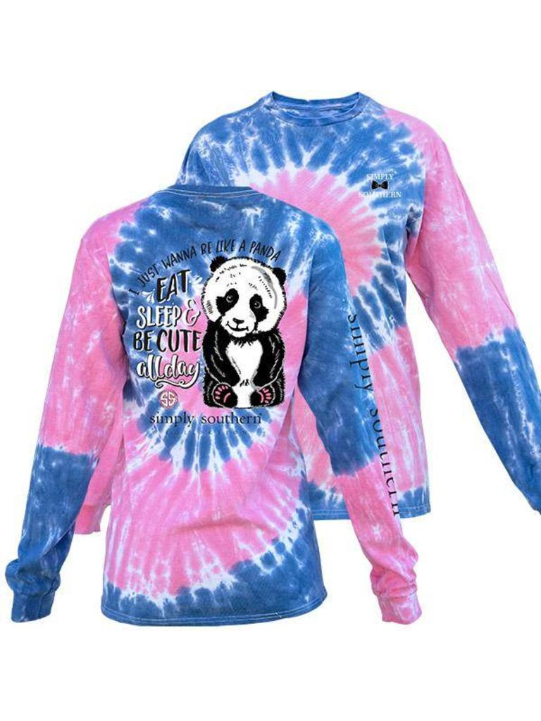 """YOUTH NWT Simply Southern T-Shirt Preppy Softball /""""Play Like A Boss/"""" in Pink"""