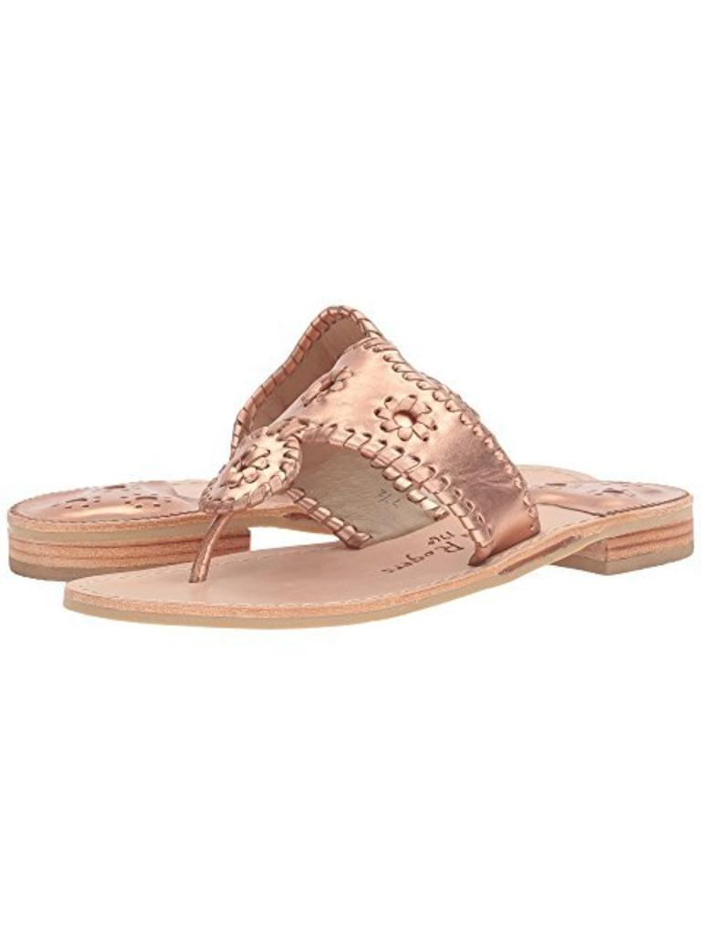 Jack Rogers West Hampton Rose Gold