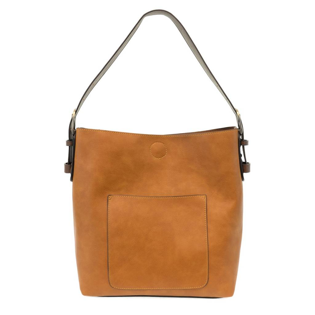 Honey Classic Hobo Coffee Handle Handbag - Papa s General Store d6eb1d7c0af53