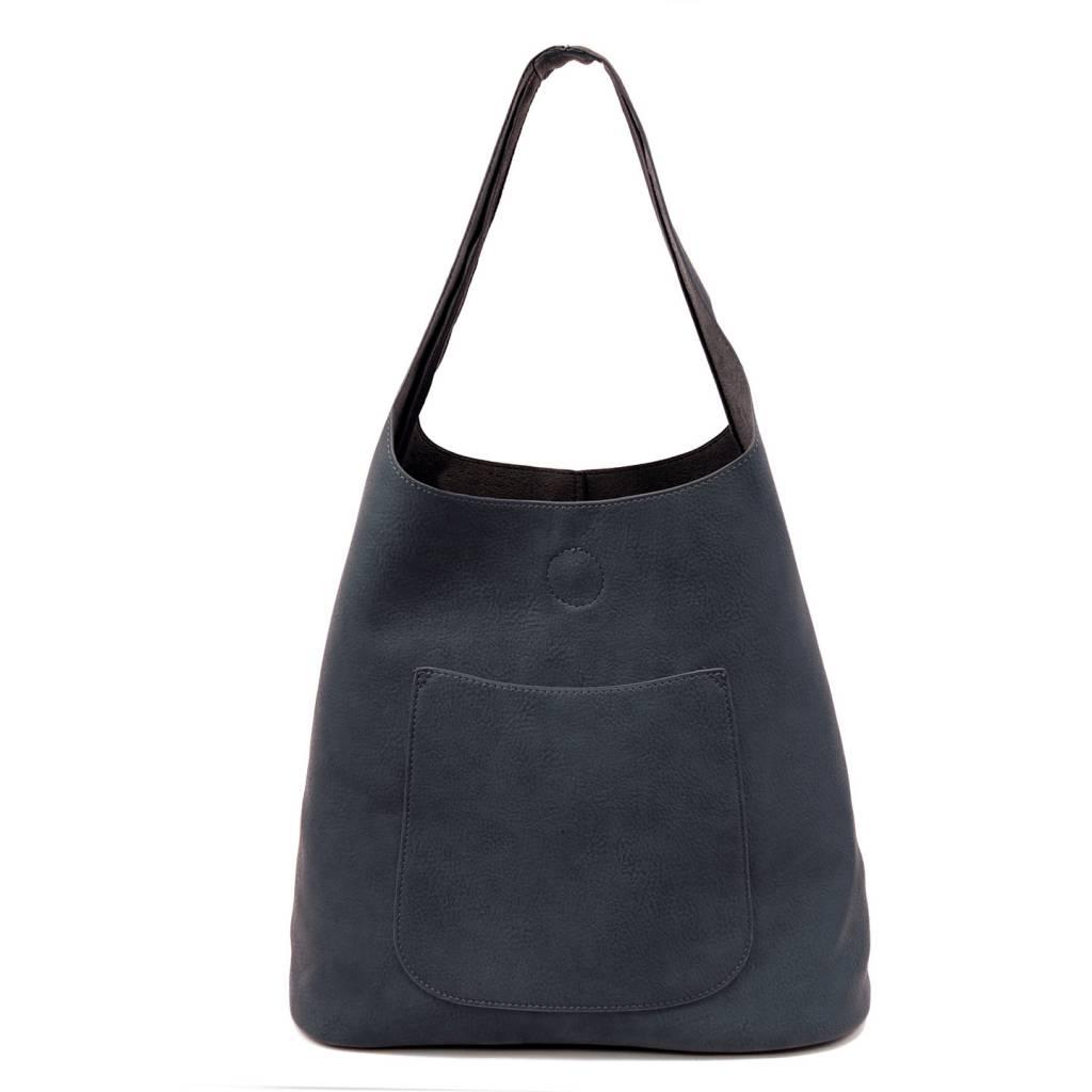95e9cdc54899 Dark Navy Molly Slouchy Hobo Handbag - Papa s General Store