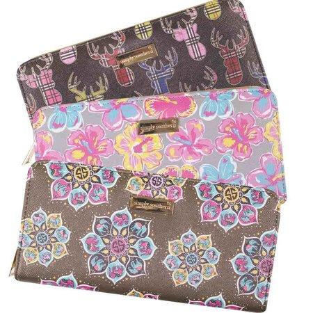 Wallet Floral