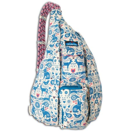 Rope Bag Limited Edition Critter Tale