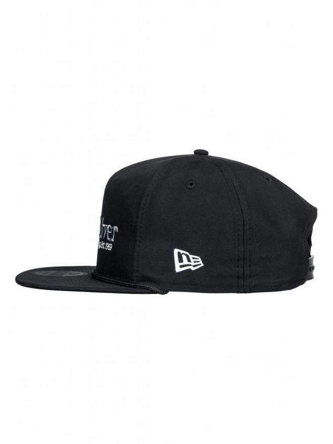 online store 069eb fe256 Pine Dropper Snapback Hat Black
