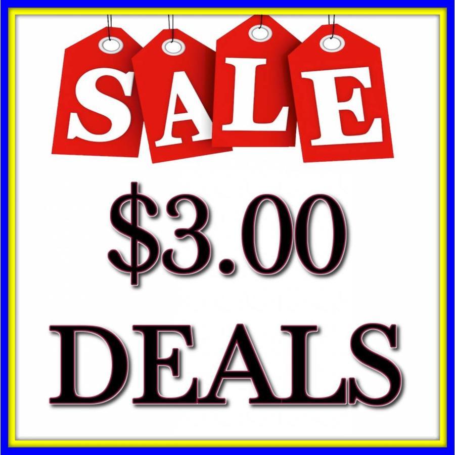 $3.00 Deals
