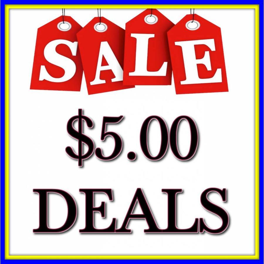 $5.00 Deals