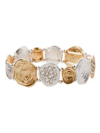 6615cceade Rain Jewelry Matte Two one Swirl Bracelet