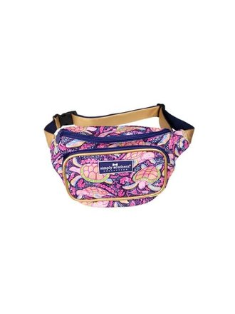 4336137188f930 Simply Southern Dancing Turtles Fanny Pack