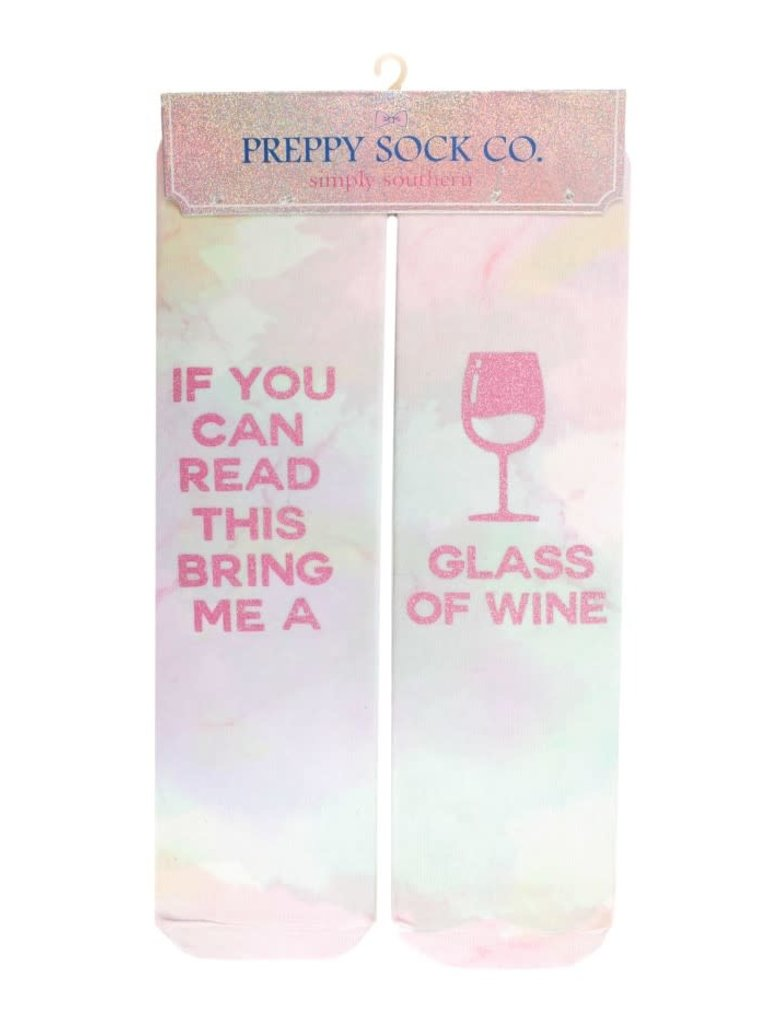02f79c748 Simply Southern Bring the Wine Socks