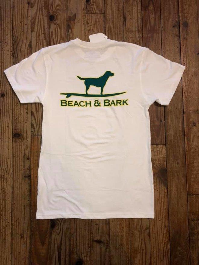 f9c590ed0 Beach & Barn Beach & Bark Tee White