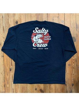Salty Crew Alpha SS T-Shirt Tar New