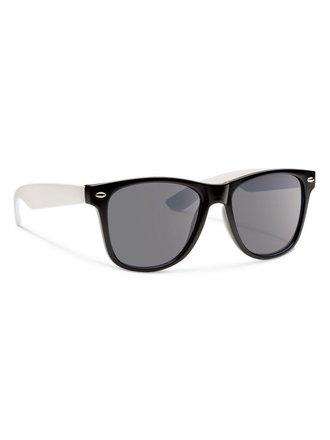 043820441c07 Forecast CRUNCH Black White With Gray Lens