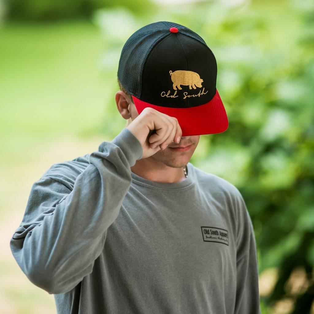Old South Pig Black Hat - Papa s General Store 0d42fcb6af4