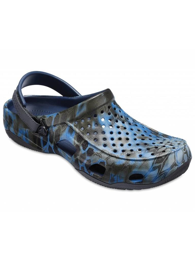 671896bd17ab Men s Crocs Swiftwater Kryptek® Neptune Deck Clog - Papa s General Store