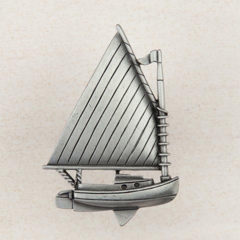 Catboat Pewter