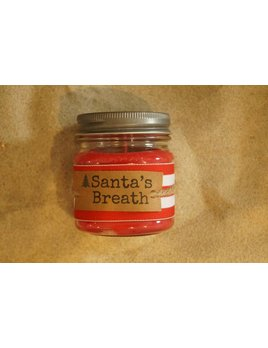 Santas Breath Candle 8 oz