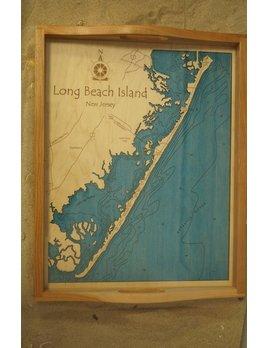 Serving Tray long Beach Island