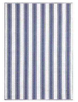Blue Vertical Stripe