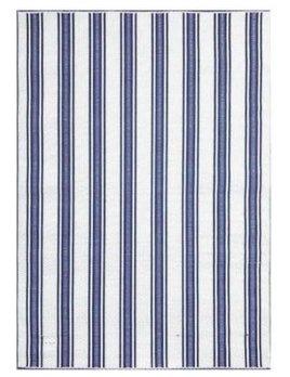 Blue Vertical Stripe