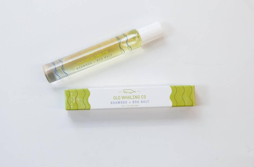 Seaweed and Sea Salt Perfume