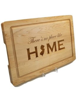 There's No Place Like Home Cutting Board 12x18