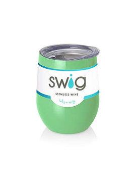 Swig Wine 12oz Mint
