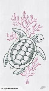 Kitchen Towel Sea Turtle