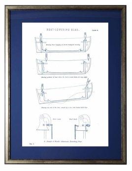 Boat Lowering Gear D