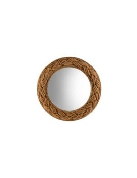 Adelaide Rope Mirror Round