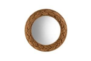 Adelaide Rope Mirror Round