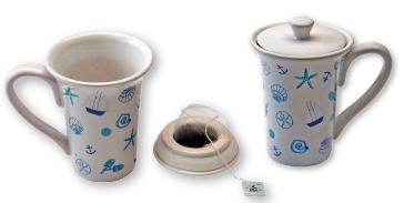 Seaside Tea Mug