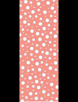 Coral Shard Design Kitchen Towel