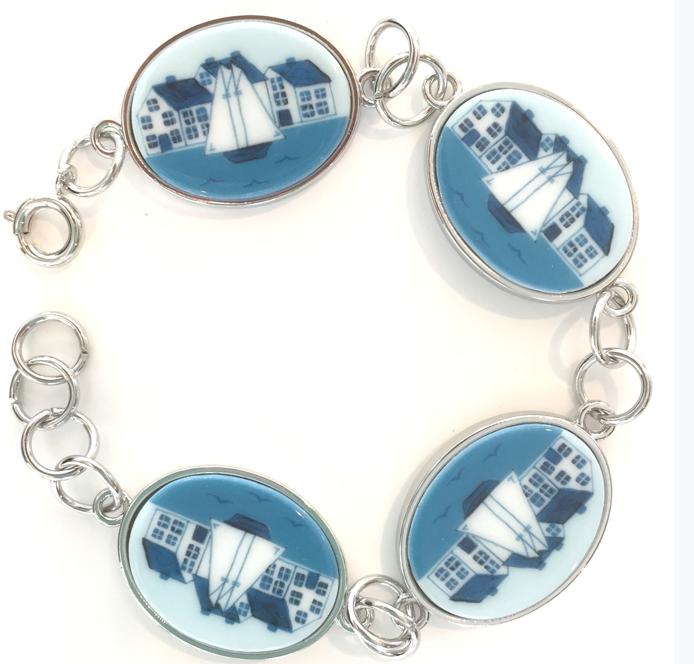 Coastal Chain Bracelet