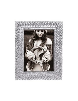 Cable Knit Frame 5x7