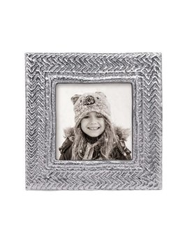 Cable Knit Frame 4x4