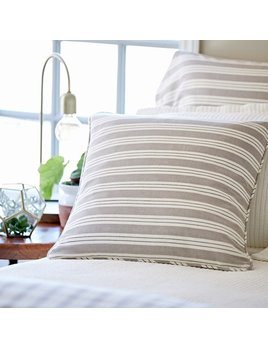 Kennebunk Stripe Porch Pillow 21x21