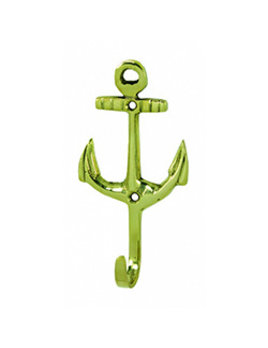 Anchor Hook Gold