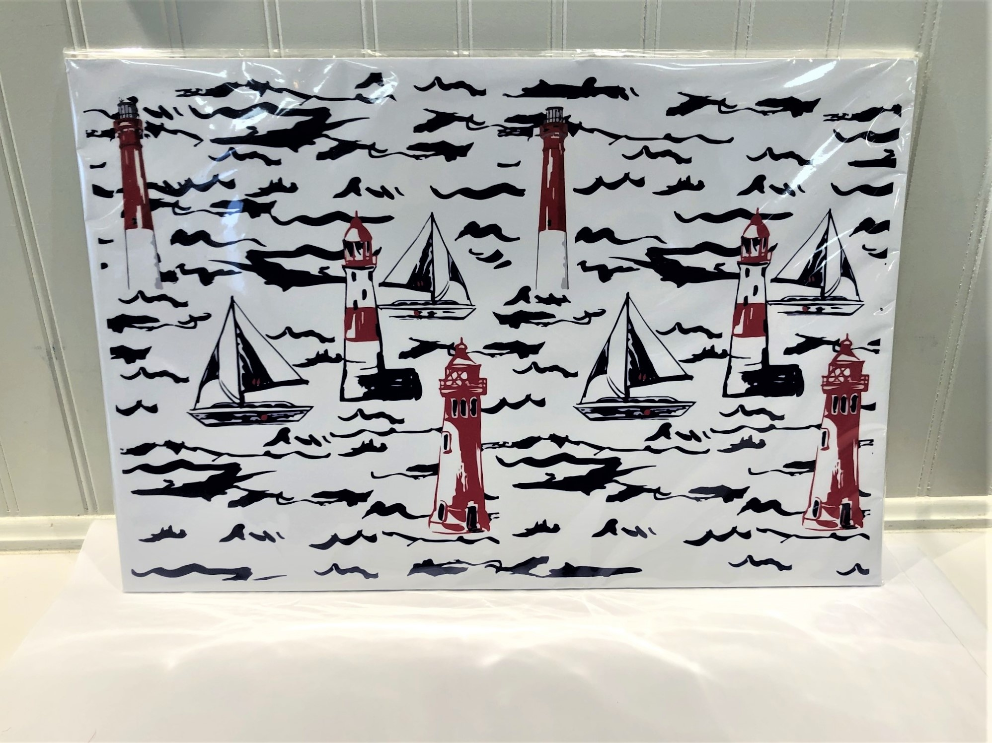 Barnegat Lighthouse Paper Placemat