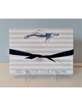 Go With Flow Whale Slab Pad