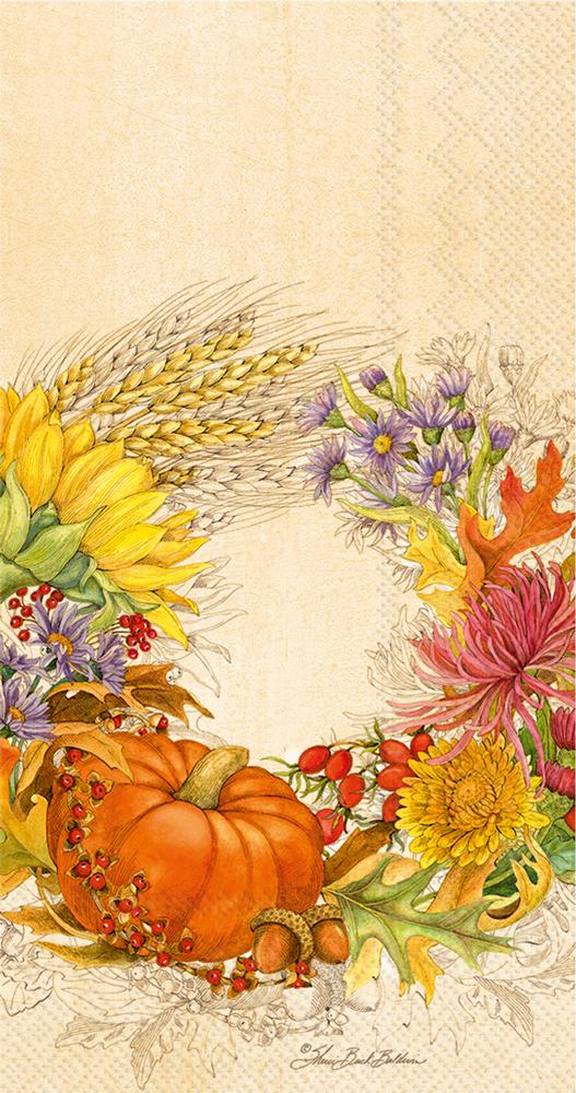 Guest Beautiful Harvest Napkin
