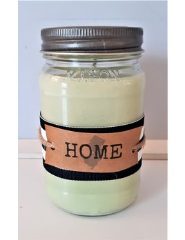 Home Candle 16 oz
