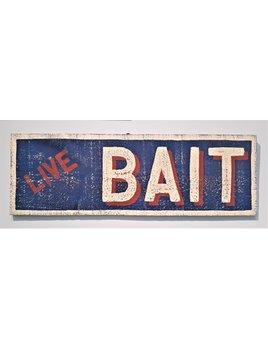 Batik Weathered Wood Live Bait