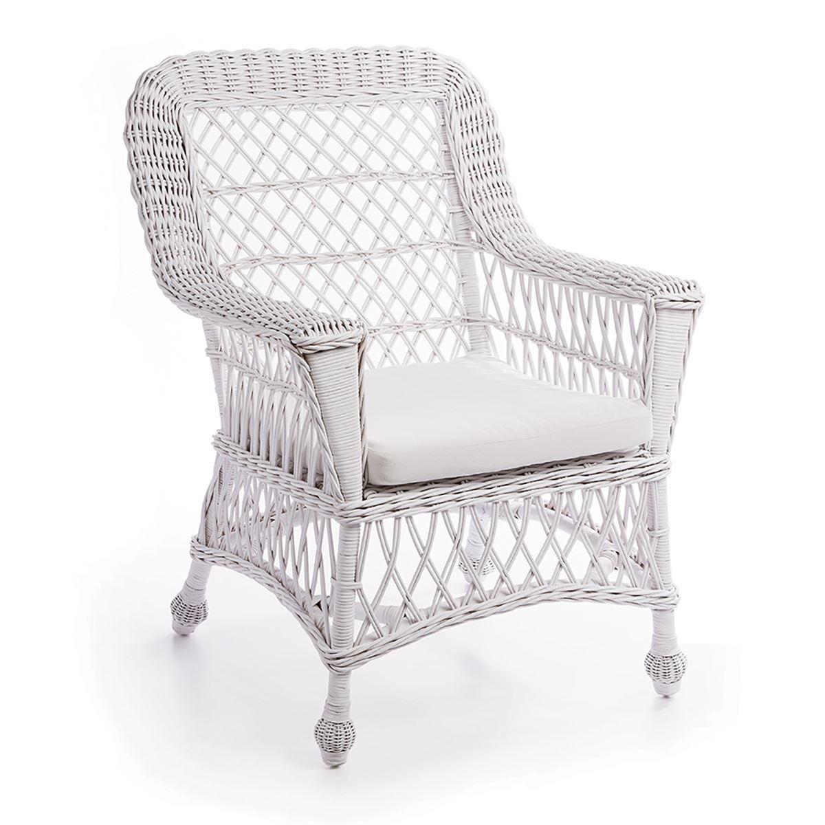 Montauk Arm Chair White
