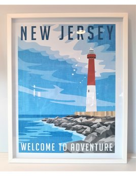 New Jersey with Lighthouse