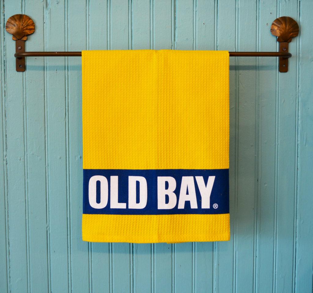 Old Bay Kitchen Towel