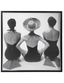 Ladies Swimwear 1959 Framed Print