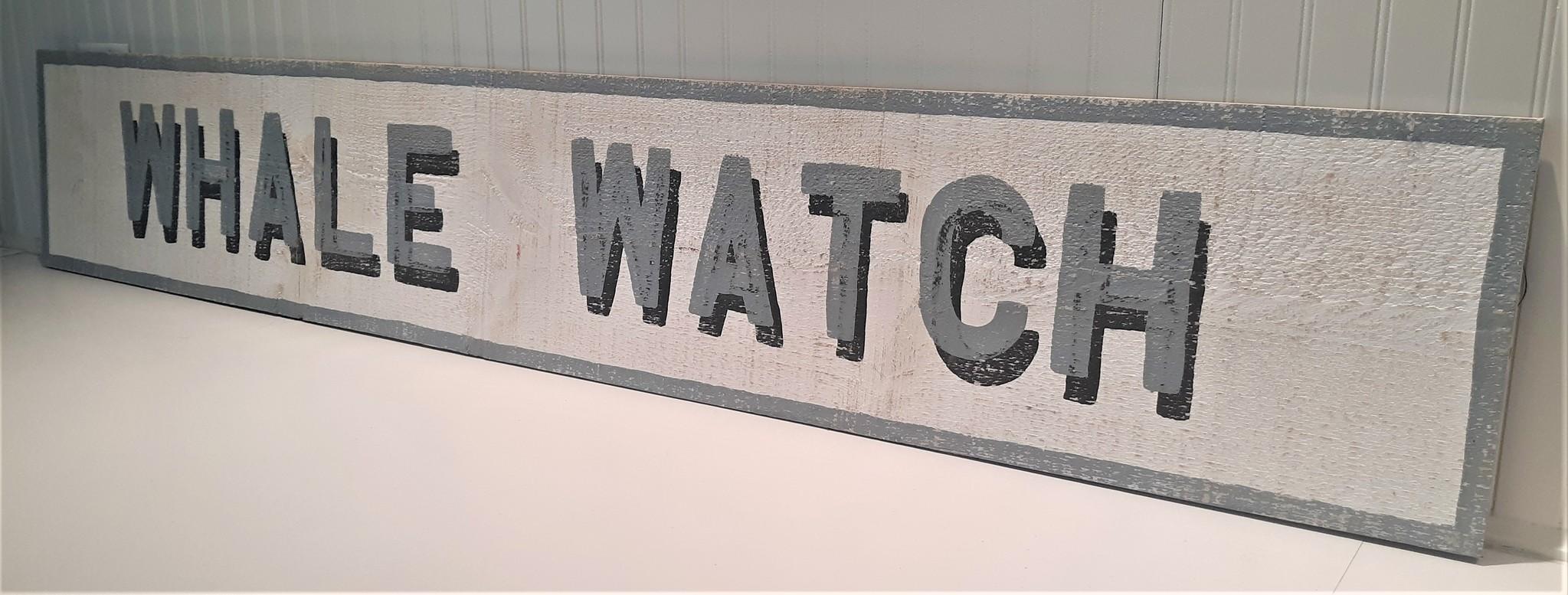 Mark Twain Grey Whale Watch OBD
