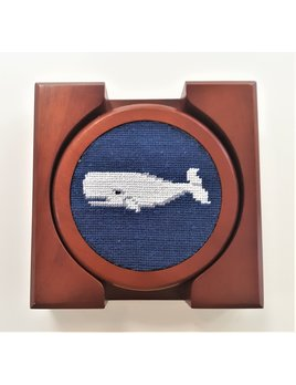 Spotted Whale Coaster