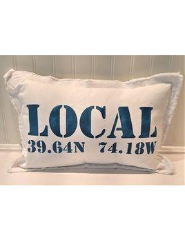 12x18 Pillow LBI Local