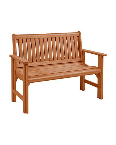 4' Garden Bench