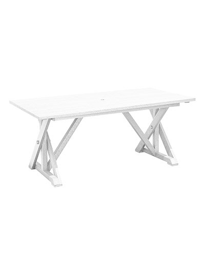 "38"" Wide Harvest Dining Table"